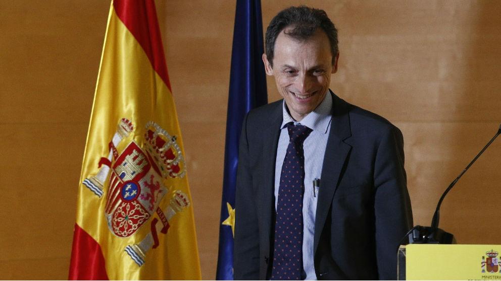 Pedro Duque. Foto Europa Press