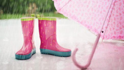Personaliza tu paraguas con pintura y quedará muy original