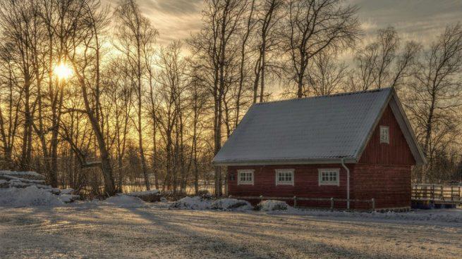 casas rurales para pasar la Navidad