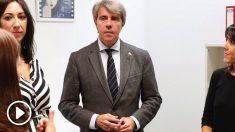El presidente de la Comunidad, Ángel Garrido. (Foto. Comunidad)