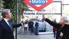 Cambios de nombre en estaciones de Metro de Madrid (EP).