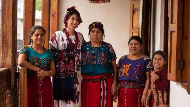indigena - mayas