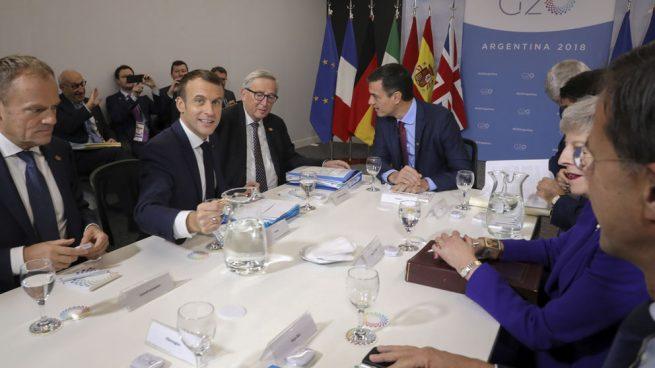 El documento final del G20 hará una referencia a las migraciones de refugiados a petición de España