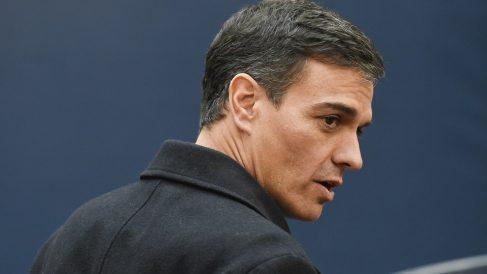 El presidente del Gobierno, Pedro Sánchez (Foto: AFP)