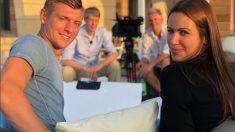 Toni Kroos y su mujer, Jessica Farber, van a ser papás por tercera vez