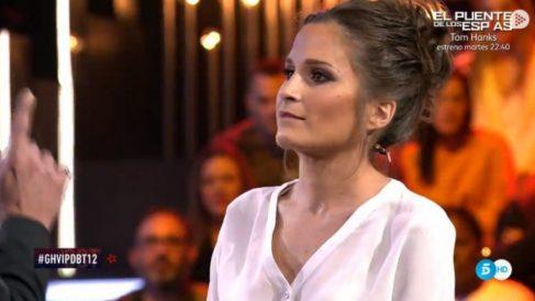 Verdeliss y Ángel son enemigos íntimos en 'GH VIP 2018'