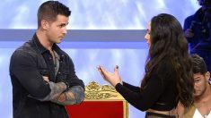 Álex ha tenido que tomar una decisión respecto a Rocío en su trono de 'MYHYV'