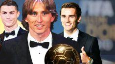 El Balón de Oro es propiedad de Luka Modric.