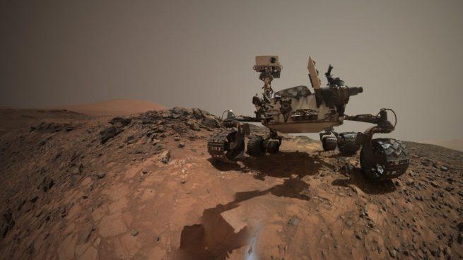 Curiosity de la NASA
