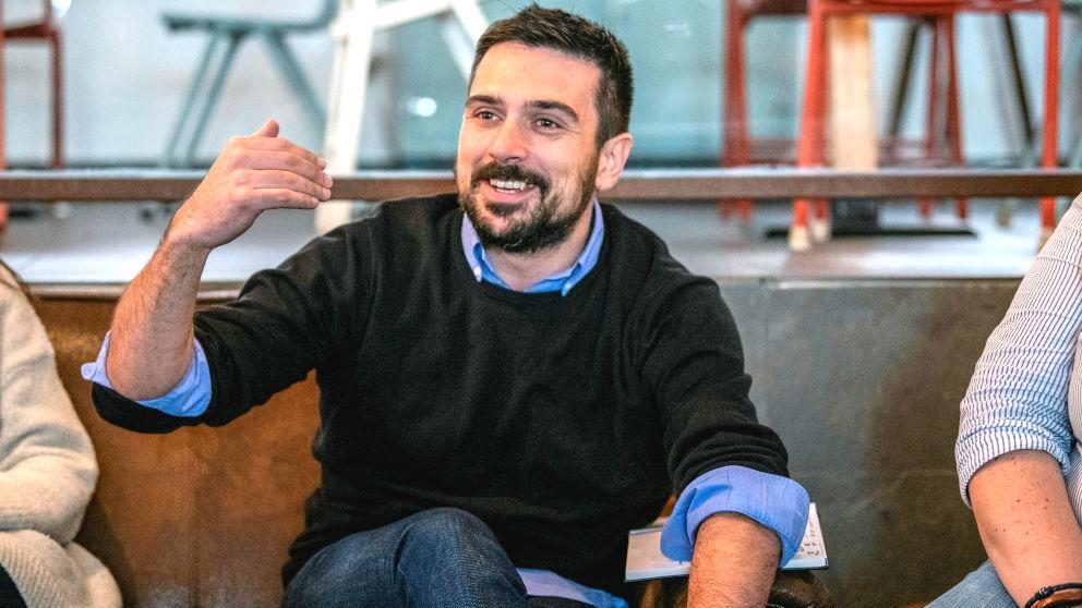 Ramón Espinar (Foto: Efe)