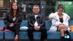 Miriam quiso hacer las paces con Mónica en 'GH VIP 2018'