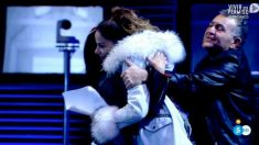 Mónica y Miriam se abrazaron en 'GH VIP 2018'