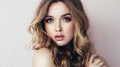 El cabello ondulado te puede dar un look espectacular