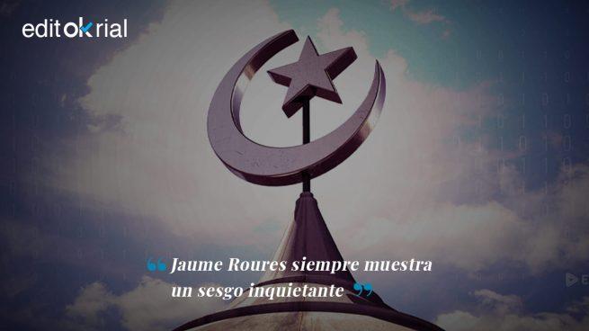 El ideal feminista de Roures es el Islam