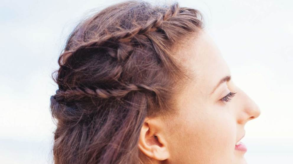 El peinado griego es perfecto para todo tipo de ocasiones