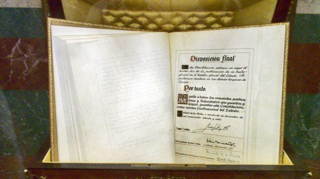 Día de la constitución española