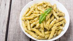 Receta de macarrones con mantequilla y ajo