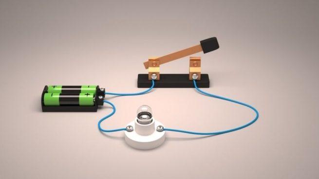 Circuito Electrico Simple De Una Casa : Cómo hacer un circuito eléctrico simple en casa de manera sencilla
