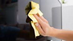 Guía de pasos para limpiar el polvo de la pantalla de la televisión