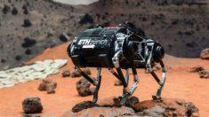 Conoce al robot SpaceBok, el futuro de la exploración de Marte