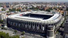 El estadio Santiago Bernabéu. (AFP)