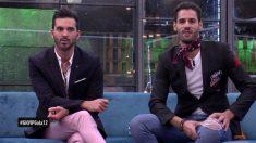 Asraf y Suso, primeros finalistas de 'GH VIP 2018'