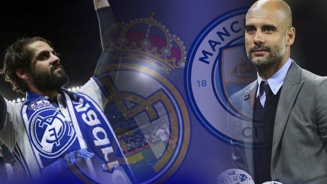 Isco gusta al Manchester City desde hace años.
