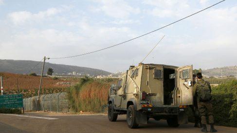 El ejército en Israel. FOTo: AFP