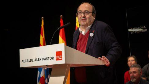 Miquel Iceta. Foto: Europa Press