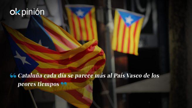 La batasunización se impone en Cataluña