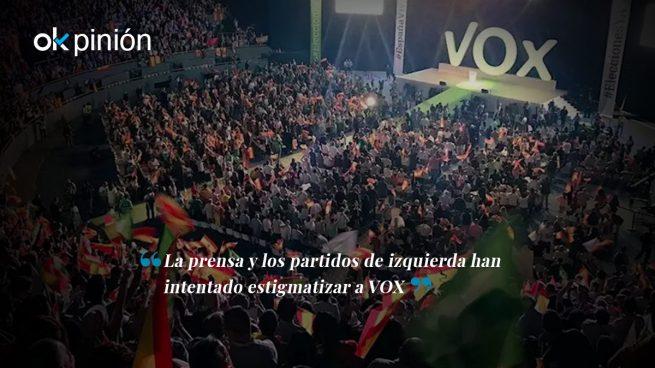 VOX no es extrema derecha ni inconstitucional