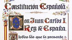 Por qué se celebra el 6 de diciembre el Día de la constitución española 2018