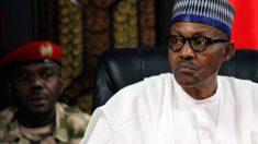 El presidente de Nigeria, Muhammadu Buhari. Foto: AFP