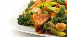 Receta de salteado de brócoli con tofu