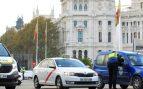 Los taxistas de Madrid continúan con el paro al terminar sin acuerdo la reunión con la Comunidad