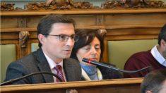 José San José Merinero, concejal del PP en Valladolid. Foto: Ayuntamiento de Valladolid.