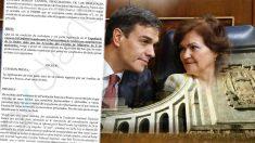 Los Franco denuncian al Gobierno porque el expediente de exhumación contiene una firma de un funcionario que se hizo pasar por alto cargo