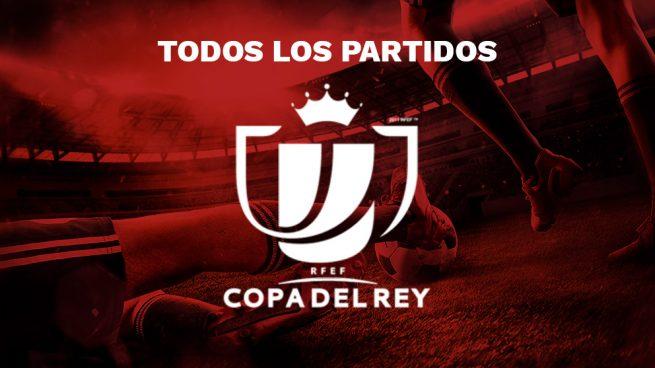 Copa del Rey: Horario y dónde ver los partidos de hoy, miércoles 9 ...