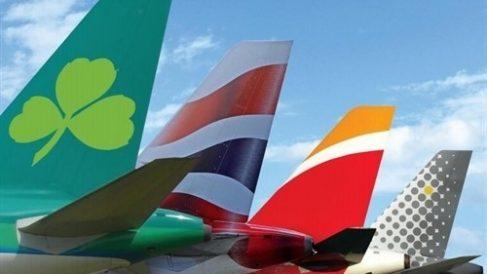 Iberia pertenece al grupo IAG junto con British Airways y otras aerolíneas