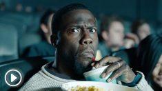 El actor y comediante Kevin Hart presentará los Oscar 2019.