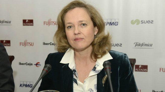 Calviño cambia su agenda para estar con el Gobierno tras el 'no' a los PGE