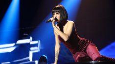 Natalia fue, otra vez, una de las actuaciones de la noche en 'OT 2018'. (Foto: RTVE)