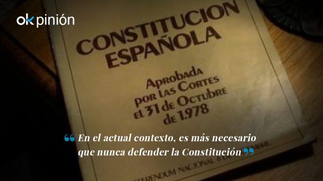 Por un relato enardecedor de 40 años de Constitución