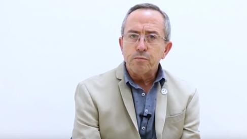 El director general de la Escuela de Osteopatía de Madrid Internacional,Ginés Almazán Campos.
