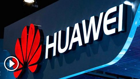 Logotipo de Huawei (Foto: GETTY).