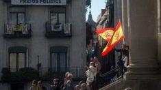 Manifestación en Barcelona. Foto: EFE.