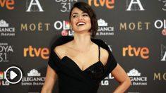 Penélope Cruz, en los Premios Goya del pasado año (Foto: EFE).