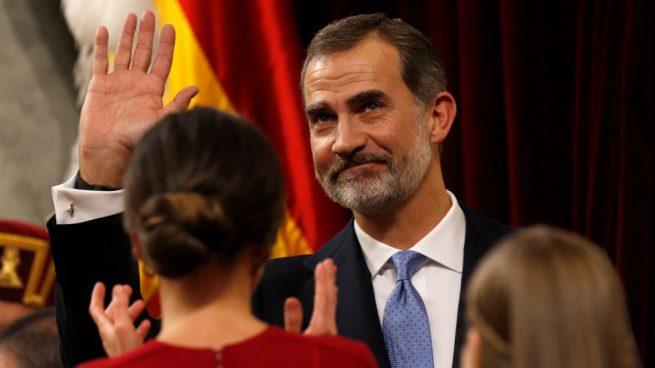 Los masones españoles conceden al rey Felipe VI su más alta distinción