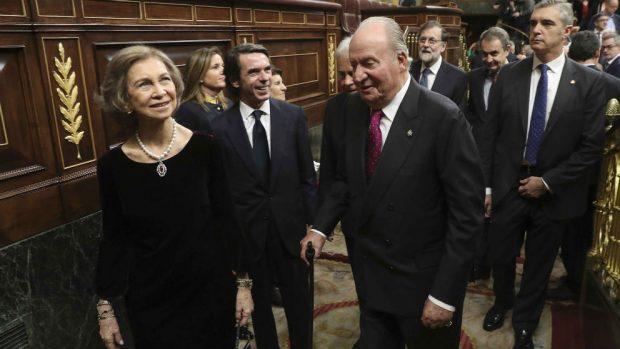 """Felipe VI anima a conservar los ideales de la Constitución """"sin olvidarlos ni desvirtuarlos"""""""