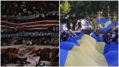 Las aficiones de River y Boca podrán ver el partido en distintos bares de Madrid.